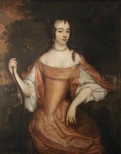 Jan Mijtens – Maria von Oranien
