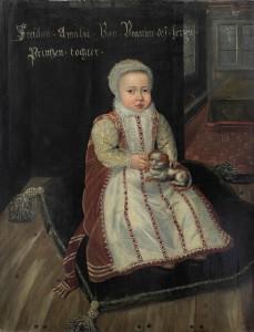 Daniel van den Queborn – Amalia von Oranien