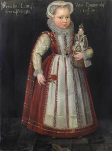 Daniel van den Queborn – Luise Juliane von Oranien